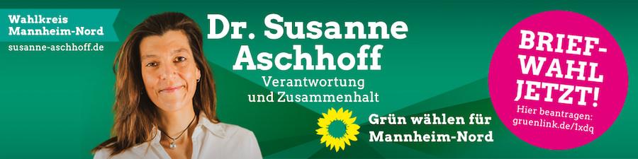 gruene ltw susanne aschhoff unter teaser - Stadtplanung für Politikverdrossene?