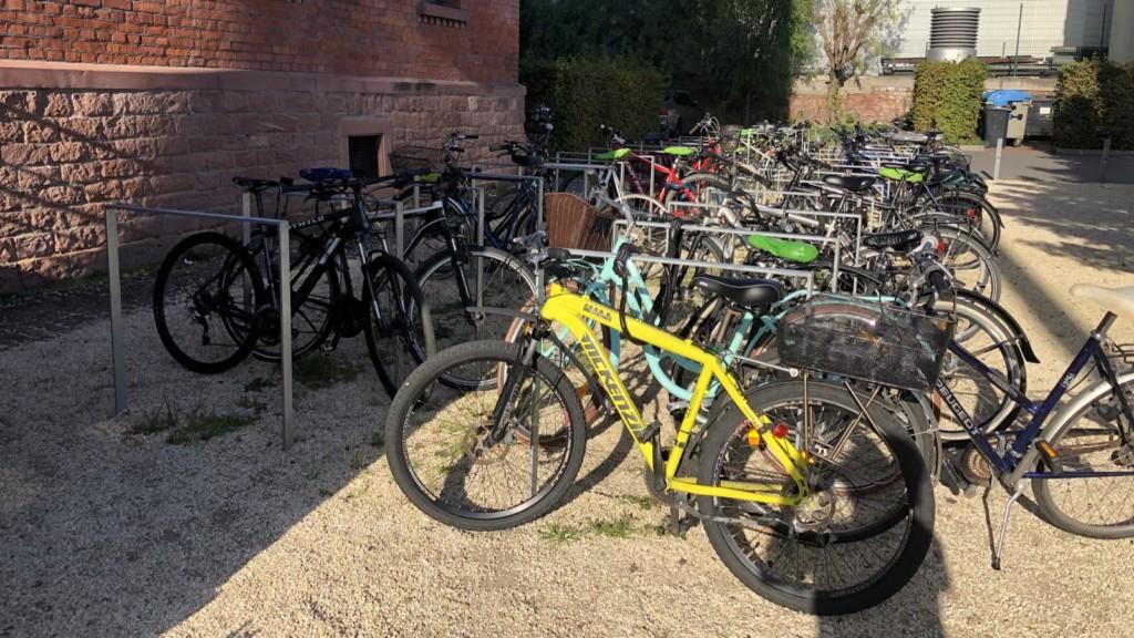 Auch im privaten Bereich soll es künftig mehr Platz für Fahrräder geben | Foto: M. Schülke