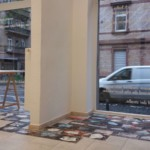 """Ausstellungseröffnung """"Maske pro Meter"""" im Community Art Center"""