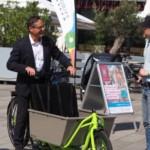Lastenrad-Ausstellung auf dem Alten Messplatz