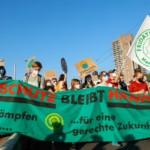 Fotostrecke: Über 4000 bei Klimastreik in Mannheim