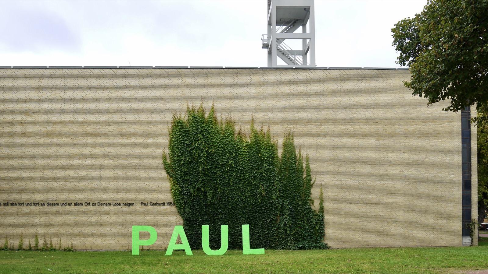Wer ist eigentlich Paul? Paul Gerhardt war ein evangelisch-lutherischer Theologe und leiht seinen Vornamen nun einer baukulturellen Veranstaltungsreihe der Initiative MOFA   Foto: M. Schülke