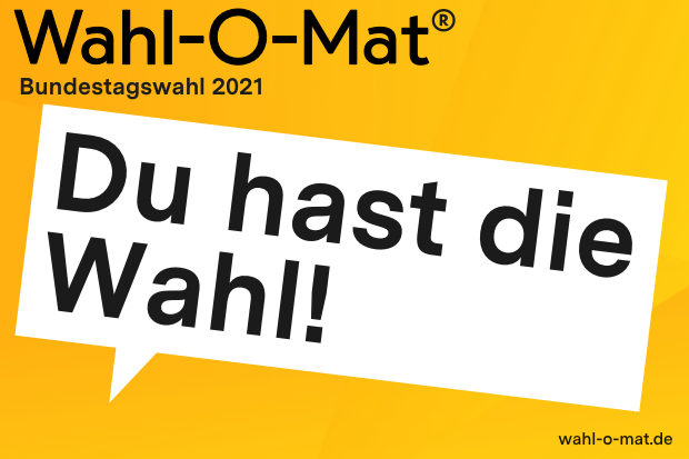 Wahl-O-Mat 2021